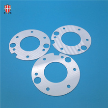 laser cutting grinding ZrO2 ceramic disc disk
