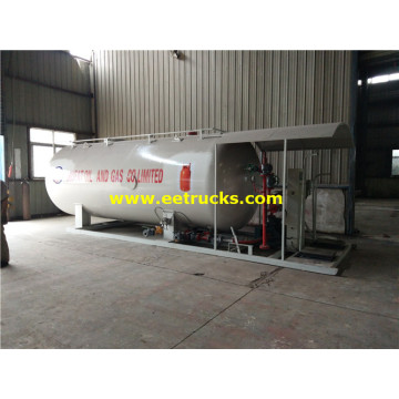 10 Tons ASME Cooking Gas Refilling Plants