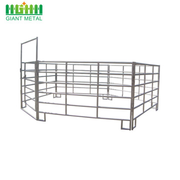Hot Sale Welded Galvanized Horse Fence