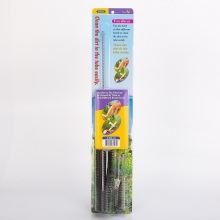 Percell Aquarium Tube Brush - Set of 3