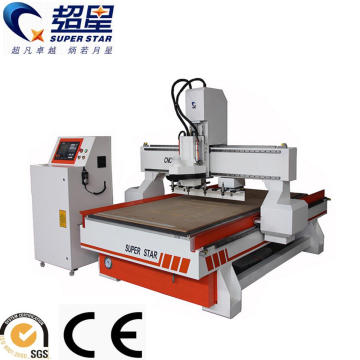 Super Star Patented ATC CNC Woodworking machine