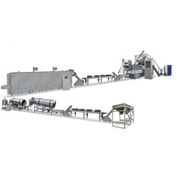 Pet food extruder machine dog food production line