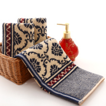 Europe style for Hand Towel Luxury Jacquard Towels on Sale export to Germany Supplier