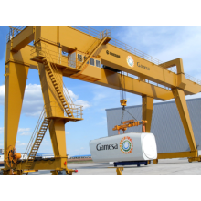 Outside gantry crane 120t