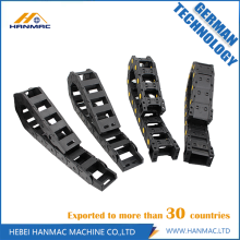 Low Cost for Wire Tracks Cable Drag Chain Black Long Plastic Drag Chain CNC Machine Tool export to Cyprus Manufacturer
