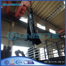 Best quality and factory for Welding Ship Anchor Marine steel anchors ship supply to Myanmar Manufacturer