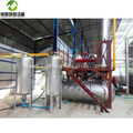Automatic Pyrolysis Oil Distillation Plant
