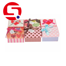 custom decorative christmas gift boxes