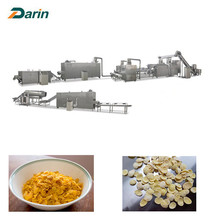 Corn flake production line