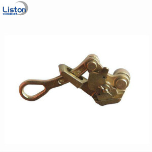 Cheap Price 3 Ton Wire Grip Rope Clamp