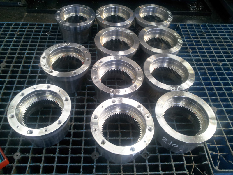 Reducer Gear Grinding Ring