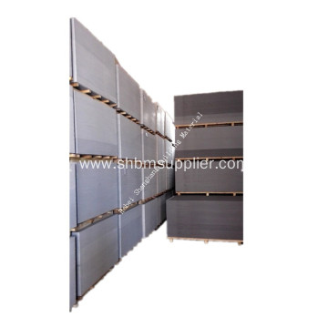 High Strength Fiber Cement Board Exterior Wall Panel