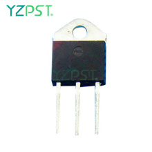 Silicon semiconductor triode type 40A triac