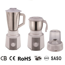Hot sell stainless steel jar 3in1 food blender