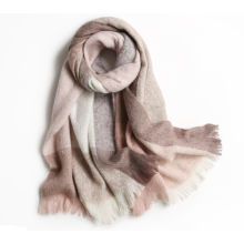 Leading Manufacturer for for China Woven Scarf,Cashmere Woven Scarf,Children Scarf ,Kids Scarf Supplier Plaid Cashmere Fahion Shawl Woven Scarf supply to Yemen Manufacturer