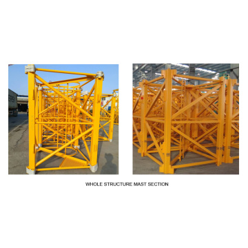 Tower Crane Cab Hoist Brake Coupler Hydraulic Jacking
