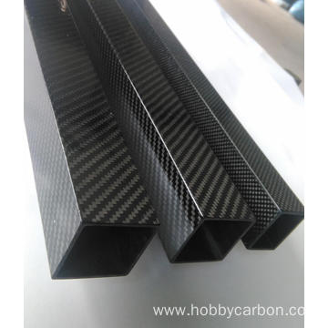 I-30X30mm carbon fiber octagonal tube enama-aluminium clamp
