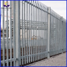 Residential Palisade Fencing