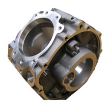 OEM/ODM for Precision Aluminium Die Casting OEM Service Aluminum Casting Part supply to Nepal Manufacturer