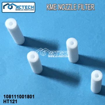 OEM China High quality for Filter Nozzle Nozzle filter for Panasonic HT121 and BM machine export to Qatar Manufacturer