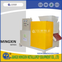 Single shaft Tyre Rubber Grinding Machine