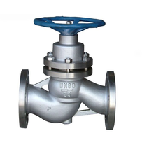 Newly Best Selling Cast Steel Plunger Valve