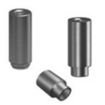 Customized Carbon Steel Electrical Swage Standoffs