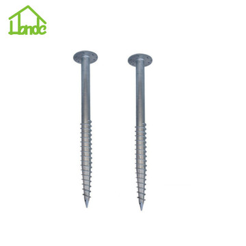 High quality spiral pole anchor