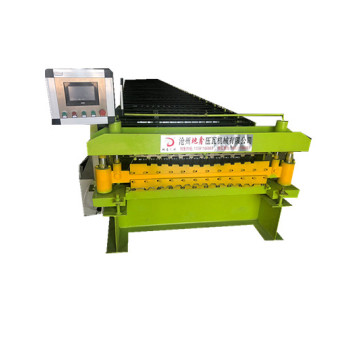 double layer roofing making roll forming machine prices