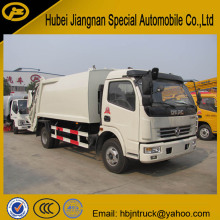 Dongfeng 7 Cubic Meters Refuse Compactor Truck