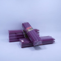 tearless feature paraffin wax purple stick candles