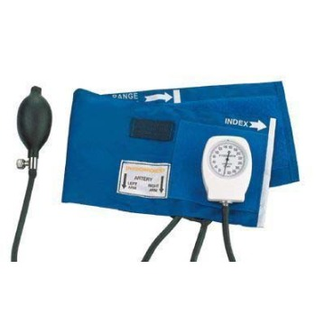 sphygmomanometer with Plastic gauge