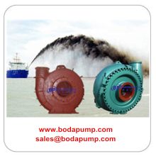 Leading for High Capacity Dredge Pump High Efficiency High Volume Dredge Pump export to French Polynesia Factories