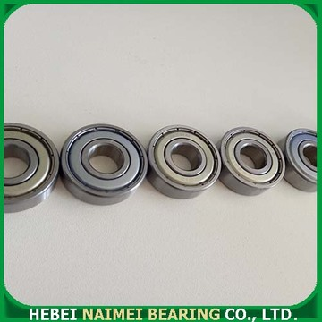 Automotive bearings Deep Groove ball Bearing 6201