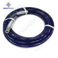 10mm Solvent Resistant Spraying Equipment Hose 3300psi