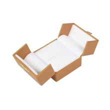 Free sample for Multi-seat Watch Leather Wooden Box The Unique Design Of Ring Wooden Gift Box supply to India Supplier