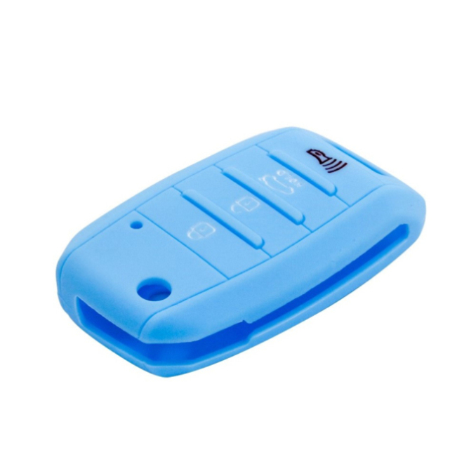 4 Buttons KIA Silicon Key Cover