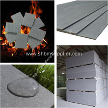 Impact-Resistant External Cladding Panel Fiber Cement Board