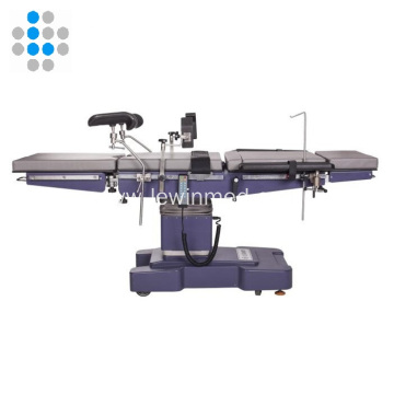 Health equipment with FDA hydraulic surgical table