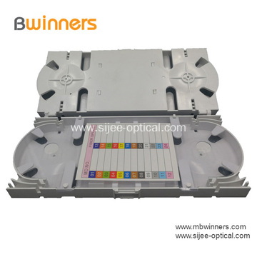 Optical Fiber Distribution Cable Tray 24 Ports