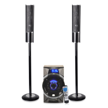 Tower home theatre speaker amplifier