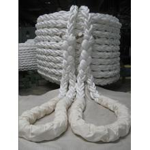Purchasing for White Polypropylene Rope 12-Strand PP Mooring Hawser Rope supply to Kenya Exporter
