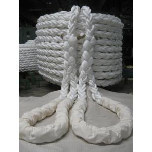 Hot Selling for Polypropylene Rope Strength 12-Strand PP Mooring Hawser Rope supply to Nicaragua Importers