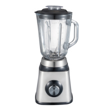 600W Electric glass jar ice crush food blender