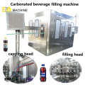Soda Beer Liquid Filling Machine