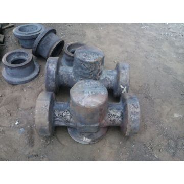 Christmas Tree Valve Body Forging