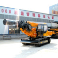 Small Hydraulic Bauer Auger Boring Rig Machine