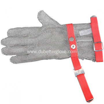Cutting Resistant Mesh Work Gloves