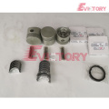 MITSUBISHI K4D rebuild overhaul kit gasket bearing piston