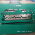 Automatic hydraulic galvanized cold metal steel roll forming machine